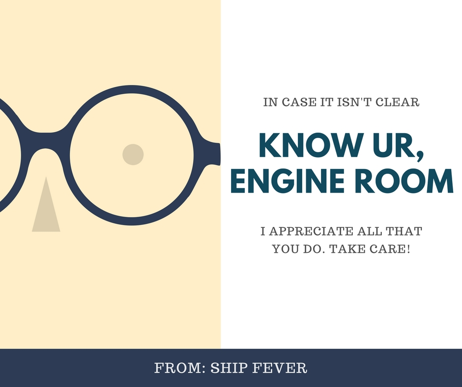 Things You Must Know About Engine Room !
