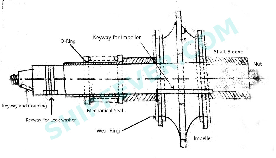 What are BFP ( Boiler Feed Pump ) - Parts & Working - ShipFever
