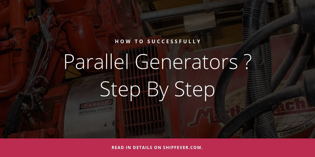 How to succesfully parallel generators ? Step by step