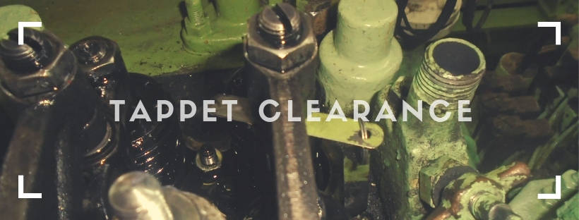 Maintenance And Checks On Rocker Arm ( Tappet Clearance )