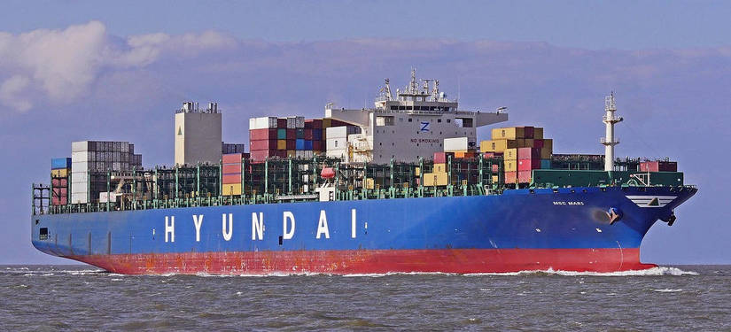 Hyundai Merchant Marine ( Among Growing Container Shipping Companies )