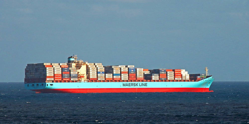 A.P. Moller - The Maersk Group ( Maersk Line ) | 1st among Biggest Container shipping companies
