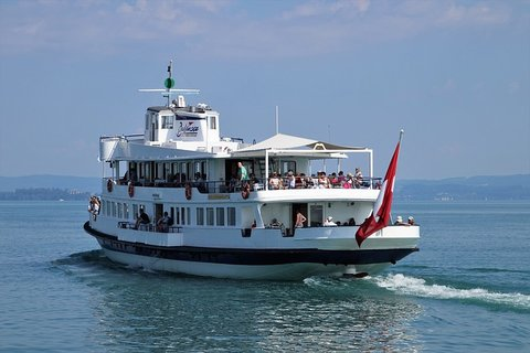 A Typical Ferry Boat
