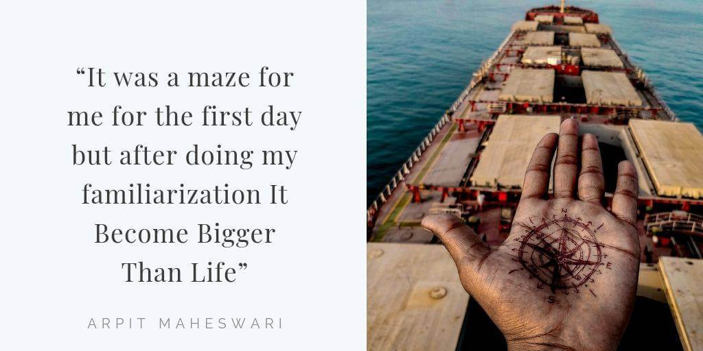 Life At Sea | Experience Of New Joiners On Merchant Ship - ShipFever