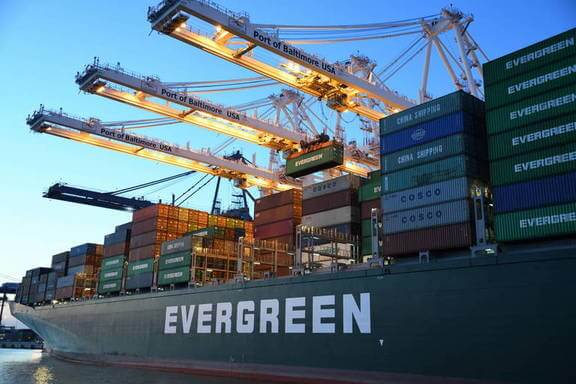 Evergreen Lines ( One of Prominent Container Shipping Companies )