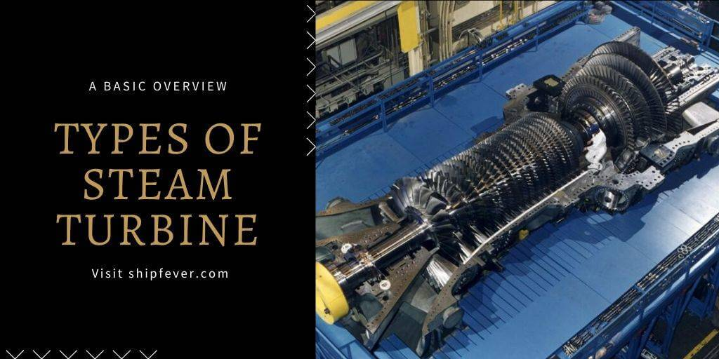 Types of Steam Turbine - A Basic Overview